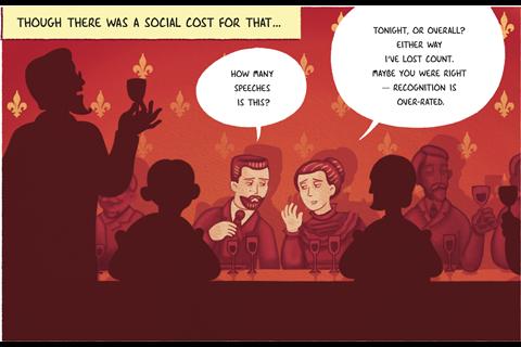 IYPT Comic – Radium part 2 – Frame 7